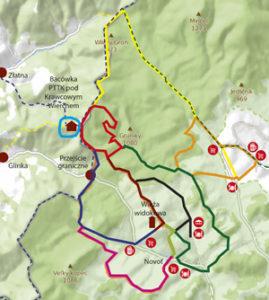 Krawculskie trasy